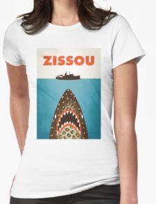 Zissou Womens Fitted T-Shirt