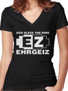 #GBTR Women's Fitted V-Neck T-Shirt