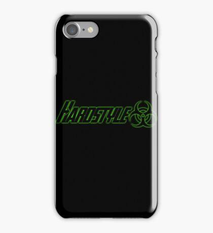 Hardstyle Biohazard iPhone Case/Skin