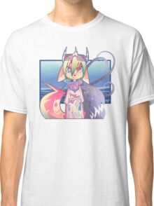 PUNK-devil-C@T Classic T-Shirt