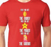 Mario Montana (today colors) Unisex T-Shirt