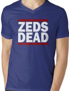 ZEDS DEAD BABY Mens V-Neck T-Shirt