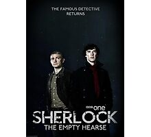Sherlock Series 3 Photographic Print