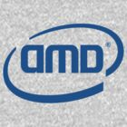 AMD INTEL by EdwardDunning