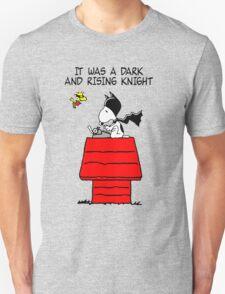 Snoopy Batman Unisex T-Shirt