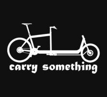 Carry Something - Cargo Bicycle by KraPOW