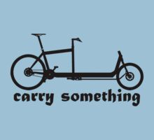 Carry Something - Cargo Bicycle by PaulHamon