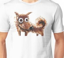 The scruffy dog Unisex T-Shirt