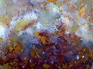 Autumn Whirlwind (Moss Agate) by Stephanie Bateman-Graham