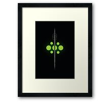 Wu-Ju Master Framed Print