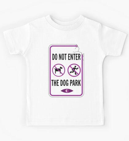 Night Vale - Dog Park Kids Tee