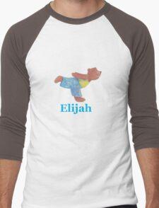 Grizzly Bear Elijah Men's Baseball ¾ T-Shirt
