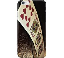 Cards of Hearts iPhone Case/Skin