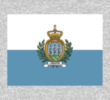 San Marino Flag by cadellin