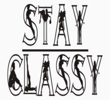 Stay Classy Part 2 by datathegreat