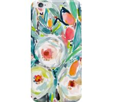 KUMQUAT TUMBLE FLORAL iPhone Case/Skin