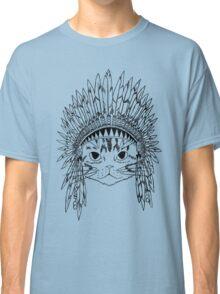 Chief Kitty - Black Classic T-Shirt