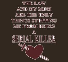 Would Be Serial Killer by bsouth