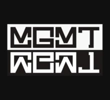 MGMT logo reflection by reens55