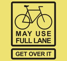 May Use Full Lane  by PaulHamon