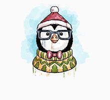 Christmas Penguin Unisex T-Shirt
