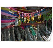 Sacred Boddhi Tree Poster