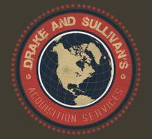 Drake and Sullivan's 2 by johnbjwilson