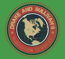 Drake and Sullivan's 2 One Piece - Short Sleeve
