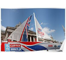 Clipper Poster