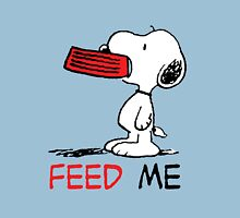 Hungry Snoopy Unisex T-Shirt