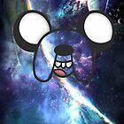 Jake the dog (Galaxy) by 2electro4u