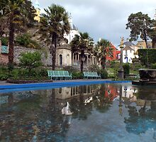 Portmeirion 1 by Paul  Green