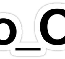 o_O Sticker