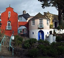 Portmeirion 2 by Paul  Green