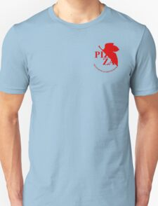 Pizzavangelion Team Shirt Corporate  T-Shirt
