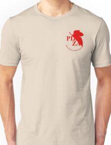 Pizzavangelion Team Shirt Corporate  Unisex T-Shirt