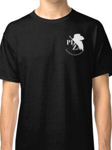 Pizzavangelion Team Shirt Corporate White Classic T-Shirt