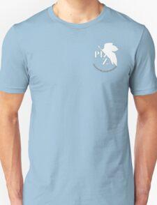 Pizzavangelion Team Shirt Corporate White T-Shirt