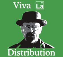 Breaking Bad - Walter White - Viva La Distribution by Corinthian