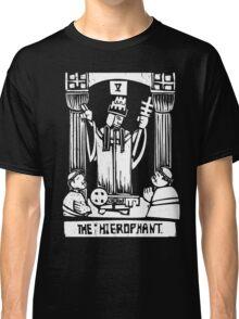 The Hierophant  - Tarot Cards - Major Arcana Classic T-Shirt