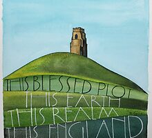 This England - 2013 by samcannonart