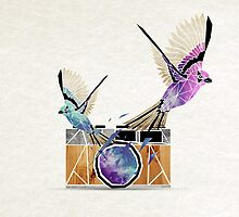 le petit oiseau va sortir! by Manoou