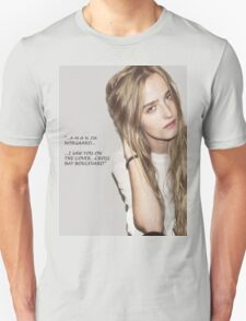 Amanda Norgaard...I saw you on the cover...Cross Bay Boulevard T-Shirt