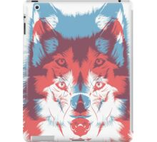 DMT wolf spirit iPad Case/Skin