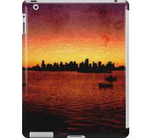 Miami Grunge iPad Case/Skin