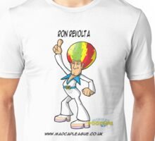 Ron Revolta Manager of Disco Town Casuals Unisex T-Shirt