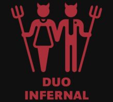 Duo Infernal by MrFaulbaum