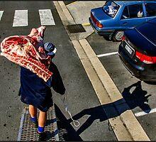 Street Photo  187 by John Van-Den-Broeke