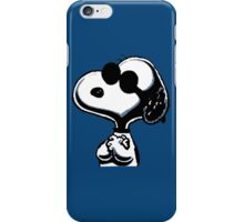 Joe Cool iPhone Case/Skin