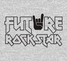 future rockstar One Piece - Short Sleeve